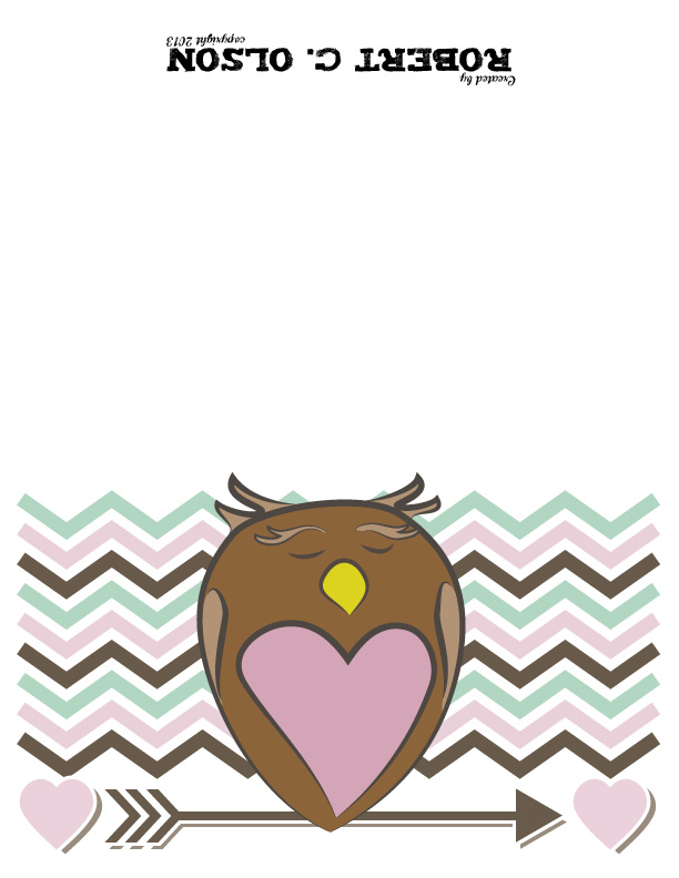 Wedding Owl Single