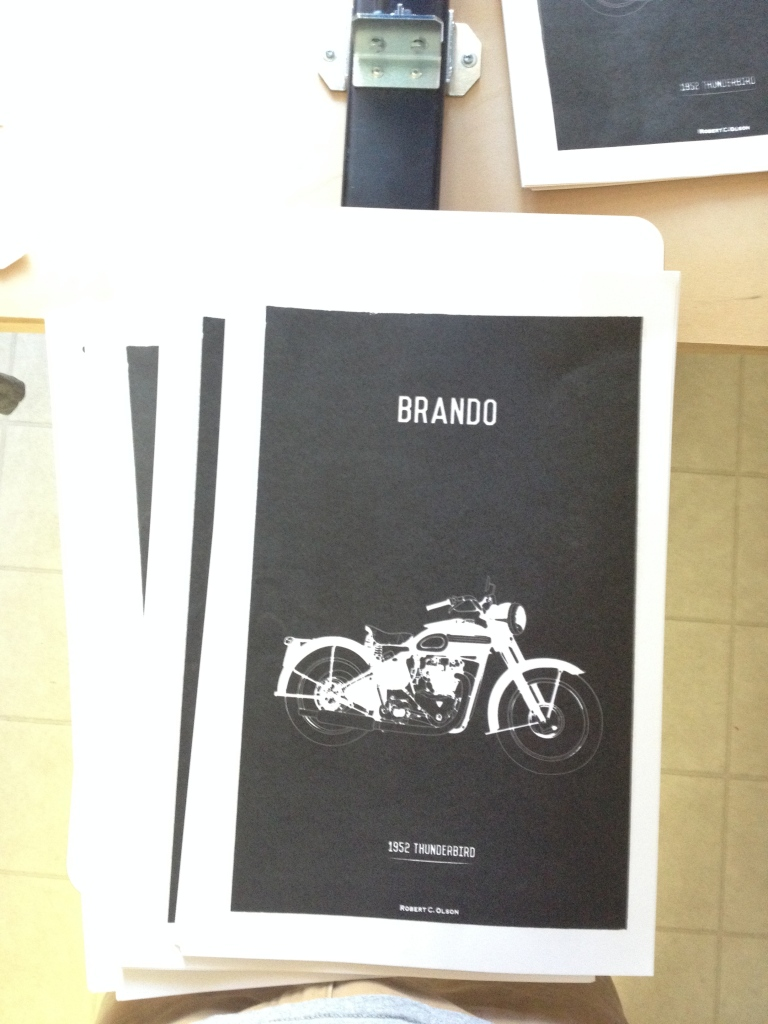 52 Thunderbird Print