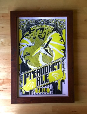 Pterodact Ale Frame