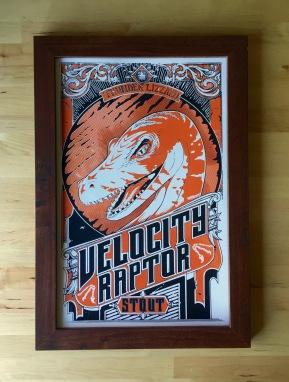 Velocity Raptor Frame