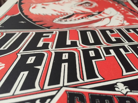 Velocity Raptor Title