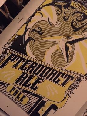 Pterodact Ale Pre Cut