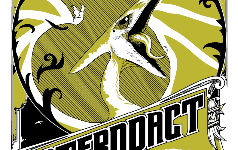 Pterodactale