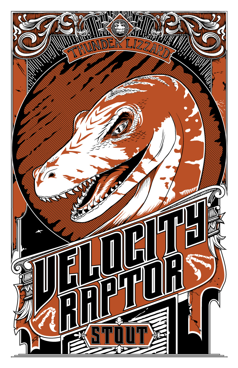 Velocity-raptor Faux Beer