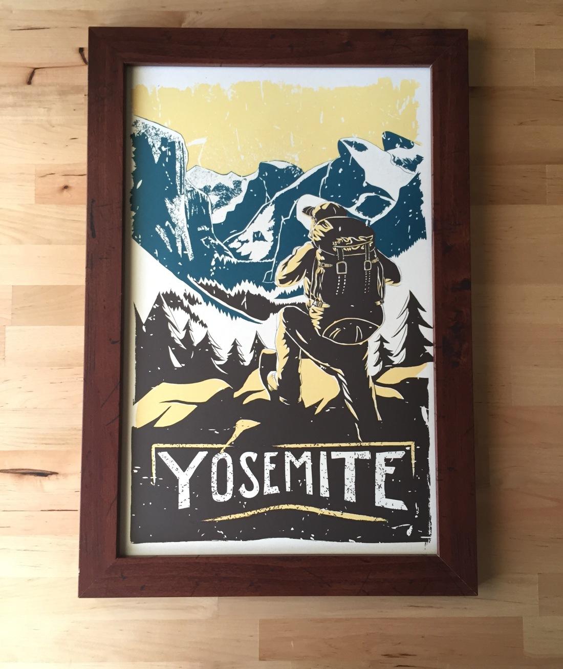Yosemite by Robert Olson