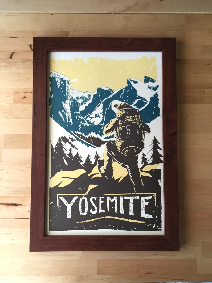 Yosemite Final Framed