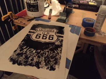 Hwy 666 Step 3