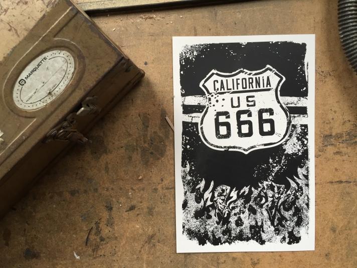 Hwy 666 Step 7