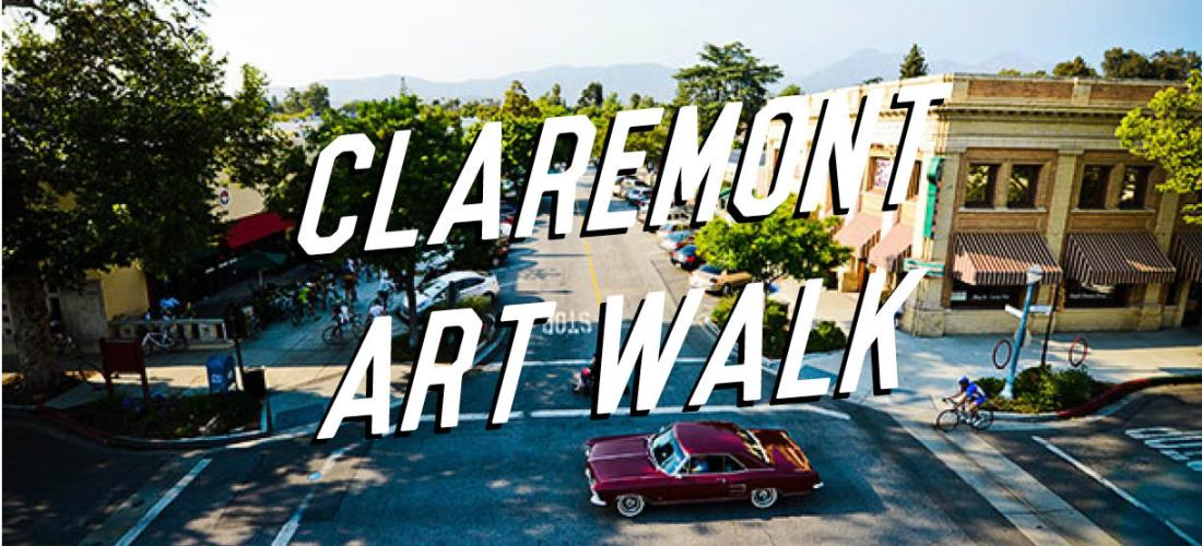 Claremont Art Walk