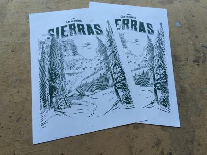 Sierras Pre-cut