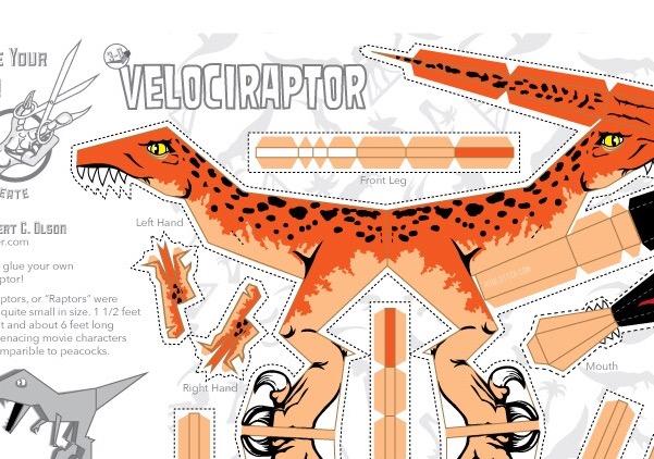 Paper raptor 5