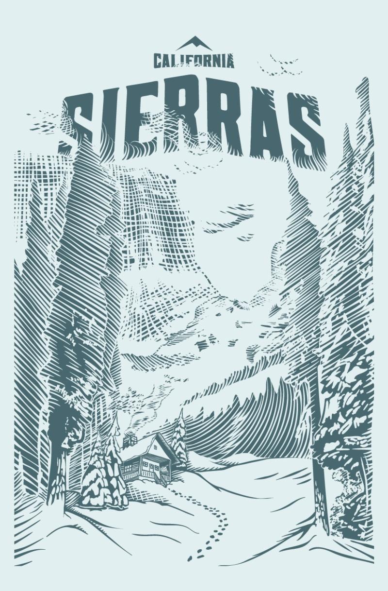 Sierras Poster File