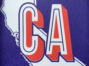 California Clean Print Detail
