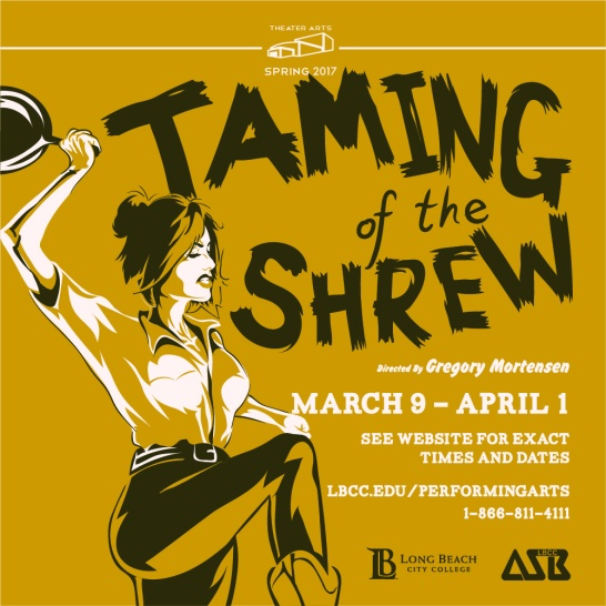 Taming of the Shrew Instagram
