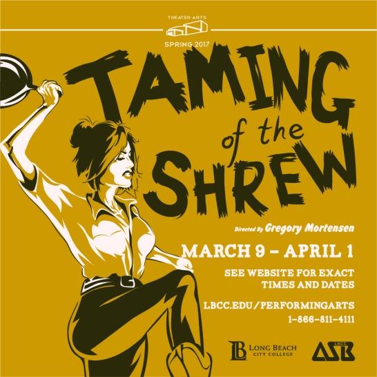 Taming of the Shrew Instagram