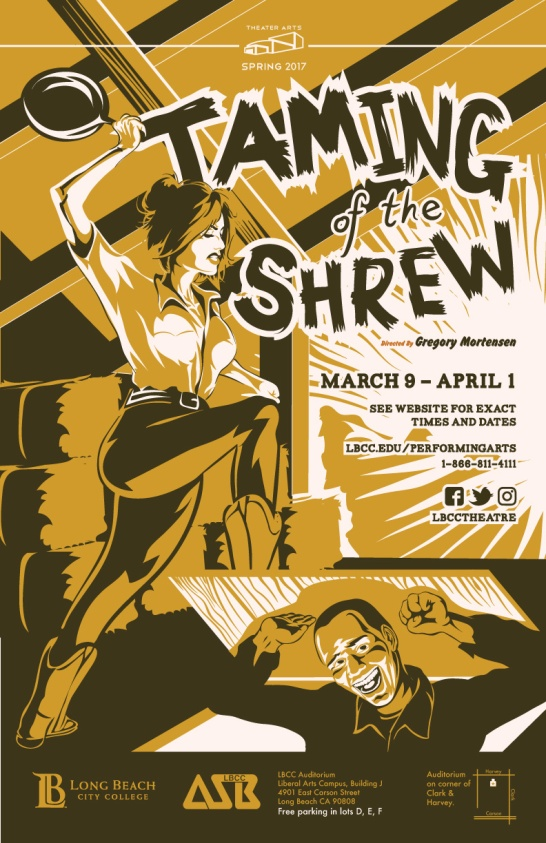 Taming Shrew Poster