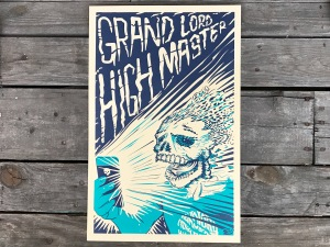 Grand Lord High Master Poster 11x17