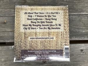 Amand Castro Album Back