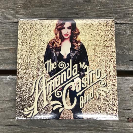Amand Castro Album Front