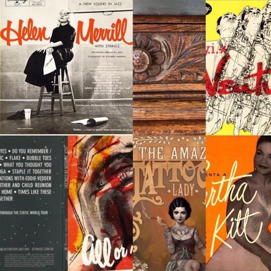 Amand Castro Album Inspiration