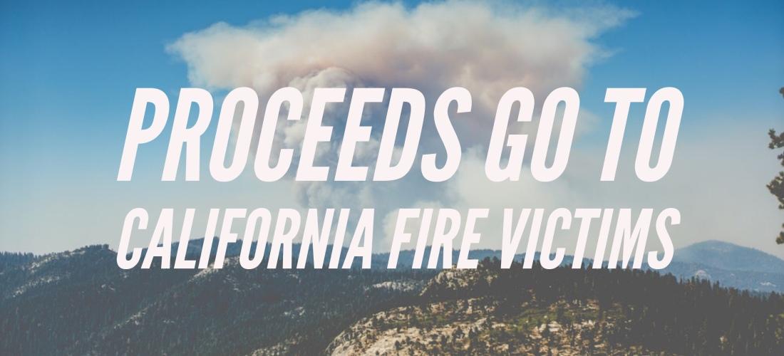 California Wildfire Donation