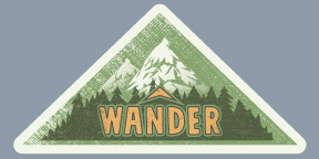 Wander Sticker Final